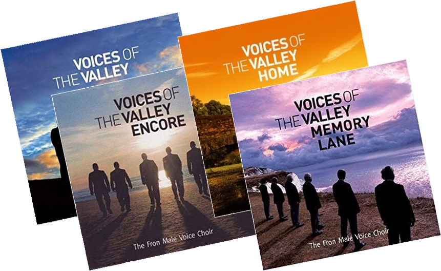 VOICES OF THE VALLEY - Box Set - Save £11.96